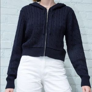 Brandy Melville knit jacket!